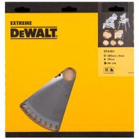 Пильный диск DeWALT EXTREME WORKSHOP DT4351, 250/30 мм.