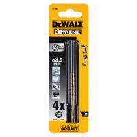 Сверло DeWALT DT4903, по металлу COBALT 5%, 3.5 x 70 x 39 мм, 2 шт.