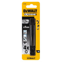 Сверло DeWALT DT4958, по металлу EX HSS-CO, 1.0 x 34 x 12 мм, 2 шт.