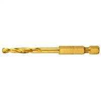 Сверло DeWALT DT50002 по металлу Impact TITANIUM Drill Bit 3.5 мм
