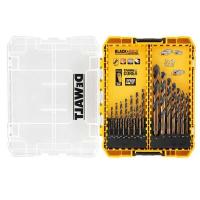 Набор сверл DeWALT DT70755 по металлу 21 шт. HSS-R