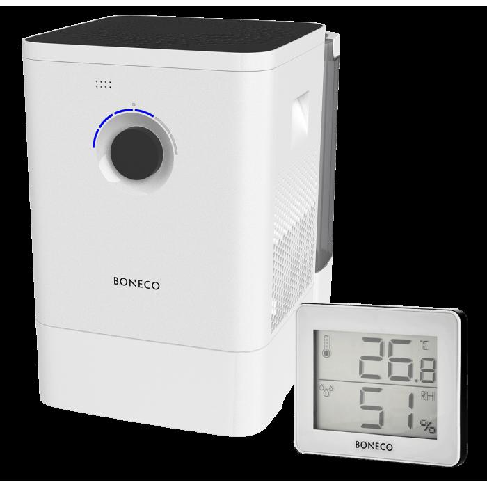 Мойка воздуха Boneco W400 + Гигрометр-термометр в подарок!