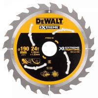 Пильный диск DeWALT EXTREME RUNTIME DT99562, 190/30 мм.