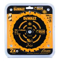 Пильный диск DeWALT EXTREME DT10302, 184/16 мм.