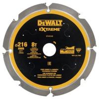 Универсальный пильный диск DeWALT DT1473, 216/30 мм.