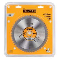 Пильный диск DeWALT METAL CUTTING DT1914, 216/30 мм.