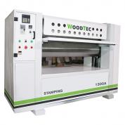 Пресс для горячего тиснения WoodTec Stamping 1300A
