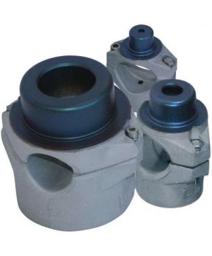 Колодочные сварочные насадки с синим тефлоном DYTRON  16 мм