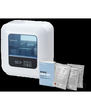Ультразвуковой увлажнитель воздуха Boneco U700 + очиститель накипи Calc Off в подарок!