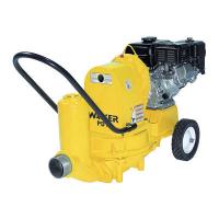 Мотопомпа бензиновая Wacker Neuson PDI 2A