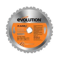 Диск универсальный Evolution RAGEBLADE185MULTI RAGE1 185х20х1,7х20