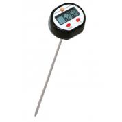 Проникающий мини-термометр с удлиненным измерительным наконечником Testo