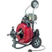 Электрическая машина для прочистки труб Virax 292030 VAL 90
