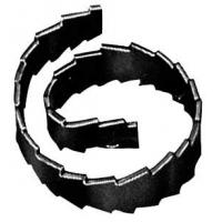 Спиральная пилообразная насадка на прочистную машину д.200 мм Virax 292034