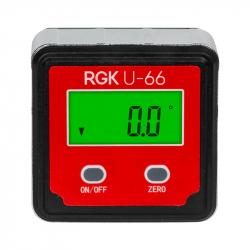 Электронный угломер RGK U-66