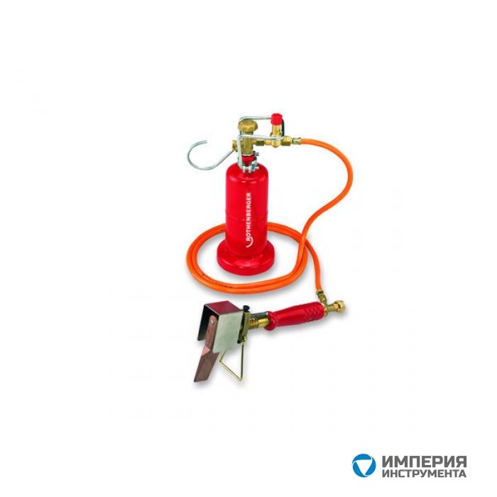 Пропановая паяльная лампа Rothenberger MULTI 300, комплект без редуктора