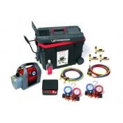 Универсальный комплект оборудования для заполнения циркуляционных систем Rothenberger ROCADDY 120