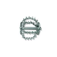 Цепная насадка, Rothenberger 4 цепи с шипами и кольцом для спирали 32мм, Dгол.=75мм