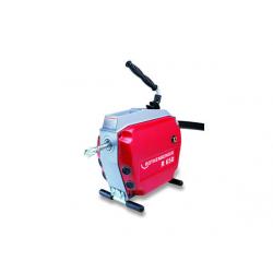 Машина для чистки Rothenberger R 650 базовая с набором спиралей / инструмента 22 мм