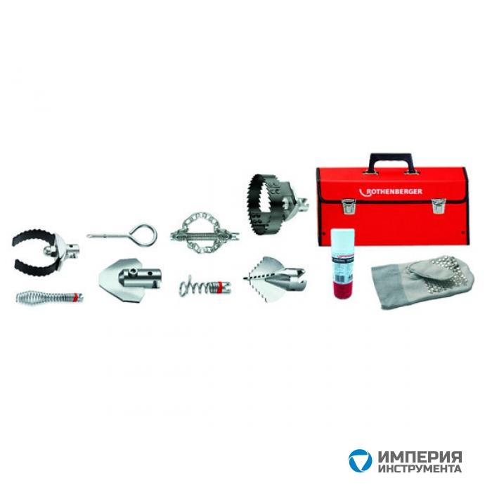 Rothenberger 72938 Набор инструмента L ∅ 22 мм, из 11 предметов