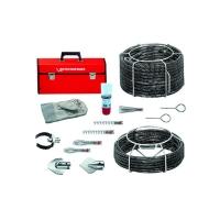 """Комплект Rothenberger """"SMK 22/22"""" SMK: спирали и принадлежности для машины R600/R650"""