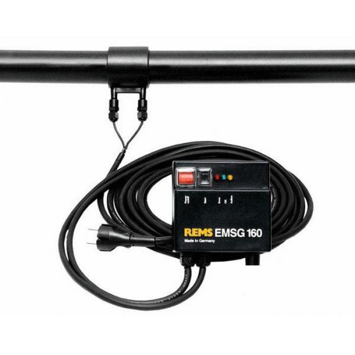 Электрофузионный сварочный аппарат REMS EMSG 160