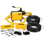 Агрегат Кобра 32 c набор спиралей и инструментов 32+22мм REMS 174011
