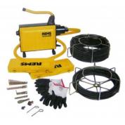 Агрегат Кобра 22 c набором спиралей и инструментов 22мм REMS 172011