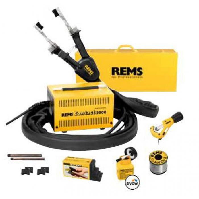 Стальной ящик для Контакт 2000 REMS 164250