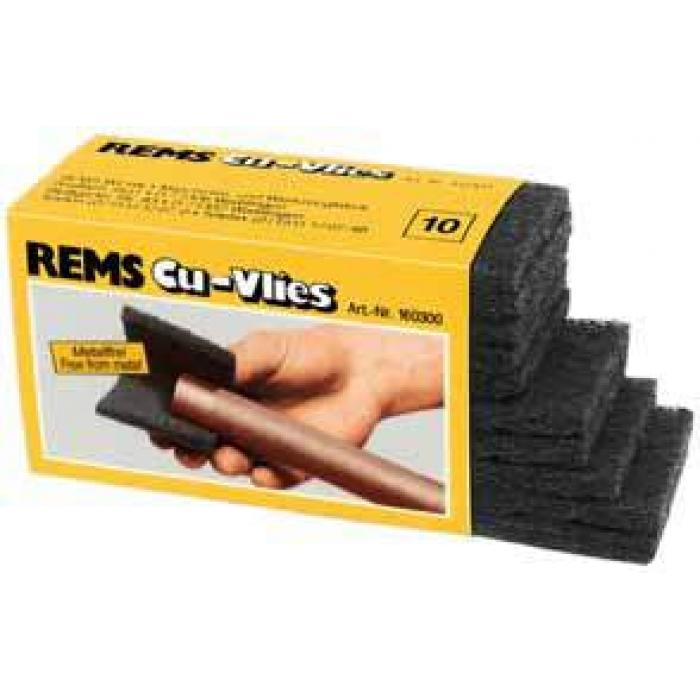 Зачистной  флис (10 штук) REMS 160300