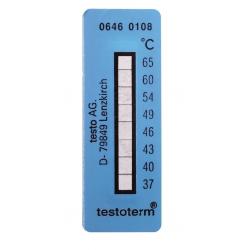 Термоиндикаторы Testo измерительный диапазон +37 … +65 °C