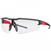 Очки защитные простые Milwaukee прозрачные