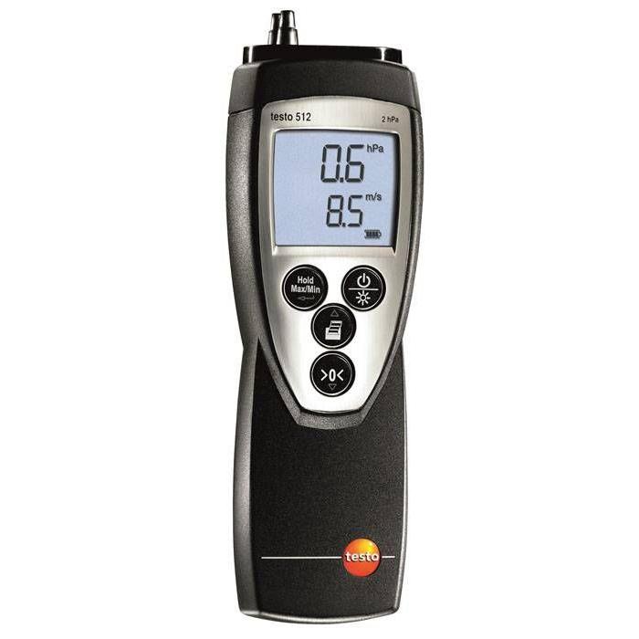 Дифференциальный манометр Testo 512 от 0 до 200 гПа