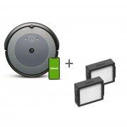 Робот-пылесос iRobot Roomba i3 + два фильтра для Roomba в подарок!