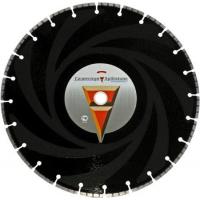 Отрезной алмазный круг с вакуумным напылением и защитным покрытием Сплитстоун  (230x2,6x8,0x22,2)