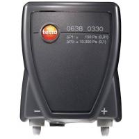Высокоточный зонд давления Testo для проверок в системах отопления