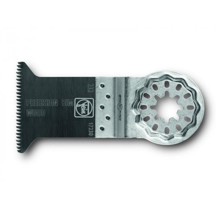 Высокоточное пильное полотно Fein E-Cut BIM, 50 x 50 мм, 3 шт