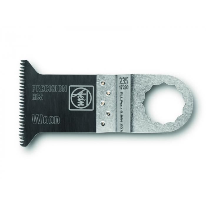 Высокоточное пильное полотно Fein E-Cut, 50 х 50 мм, 1 шт