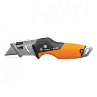 Нож складной Fiskars CarbonMax