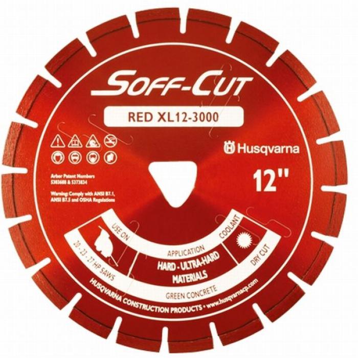 Диск алмазный для SoffCut Husqvarna XL10-3000