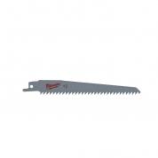 Полотно по дереву и пластику Milwaukee S644D 150 x 6 мм/ шаг зуба 4.2 мм (3шт)