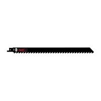 Полотно по абразивным материалам, фибергласу Milwaukee Sawzall TCT 305 x 3 мм/ шаг зуба 8.5 мм (1шт)