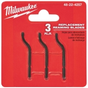 Лезвия сменные для гратоснимателя Milwaukee