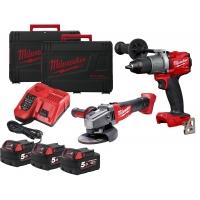 Набор инструментов Milwaukee M18 FUEL FPP2D2-503X