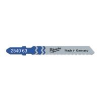Полотно стандартное Milwaukee JigBl T118A 55 мм/ шаг зуба 1.2 мм (5шт)