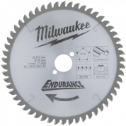 Диск для торцовочной пилы Milwaukee WNF 210 x 30 x 54 Z (1шт)