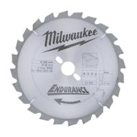 Диск для торцовочной пилы Milwaukee WCSB 250 x 30 x 24 (1шт)