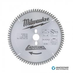 Диск для торцовочной пилы Milwaukee WNF 250 x 30 x 80 (1шт)