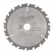 Диск для аккумуляторной циркулярной пилыMilwaukee WNF 140 x 20 x 18 мм (1шт)