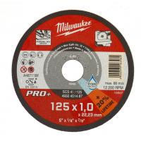 Отрезной диск по металлу Milwaukee SCS 41 / 125 x 1 x 22 мм (10шт)